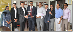 Jindal winning team with proud VC