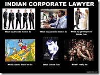 indian corporate lawyer meme