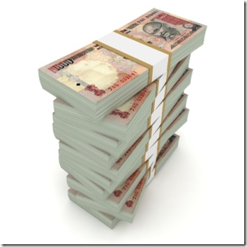 Law firms: Stacks of money