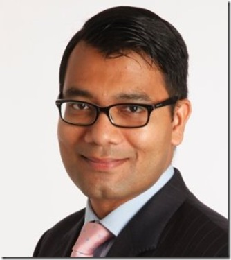 Azmul Haque: Partnering in Singapore
