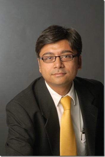 Parikh: Energetic and booming