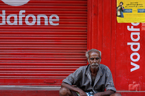 Vodafone: Not happy with UnRule of Law?