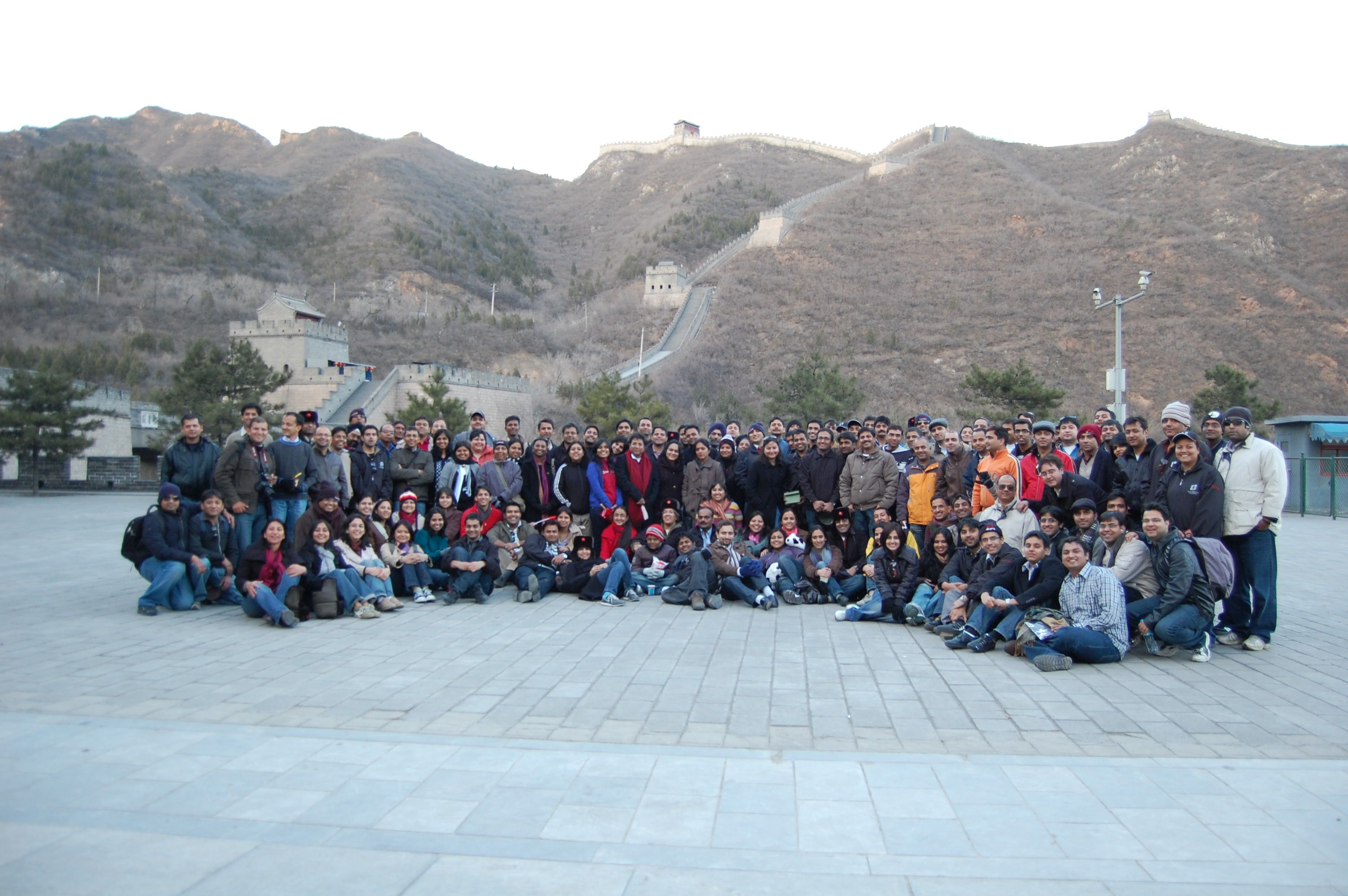 Luthra - Great Wall