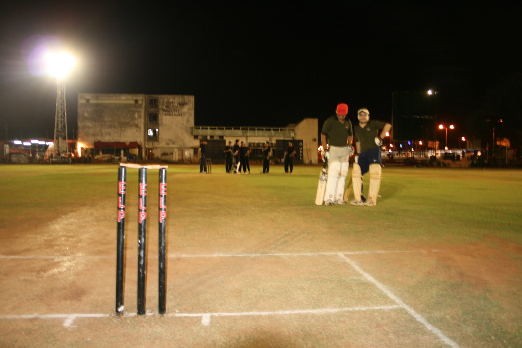 Mumbai ELP Law Firm Cricket Masters 2010