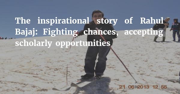 I already had a powerful narrative': The inspiring story of new