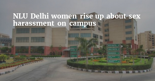 MeToo floodgates open at NLU Delhi kicking off inquiry