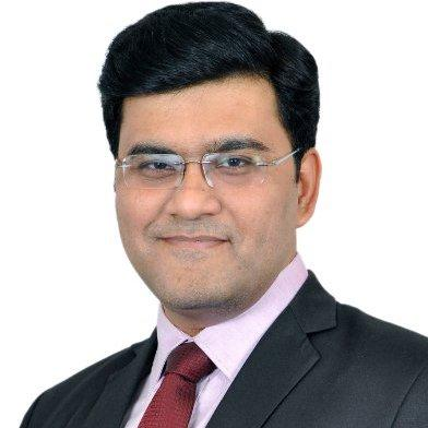 Arunabh Choudhary, one of two new internal partnership promotions at JurisCorp