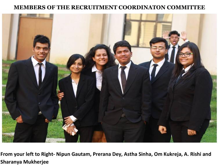 Raipur's RCC provides full breakdown of 2017 RCC jobs, including several highly coveted placements