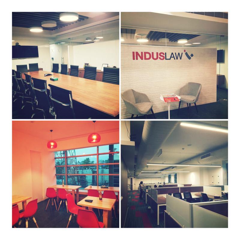 Swanky new Indus Delhi office