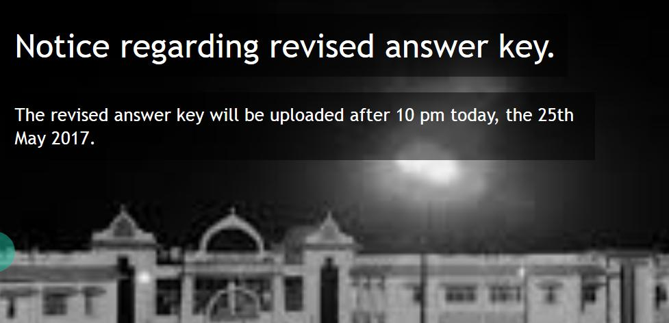 Oops we did it again: Revisions of wrong questions now uploaded