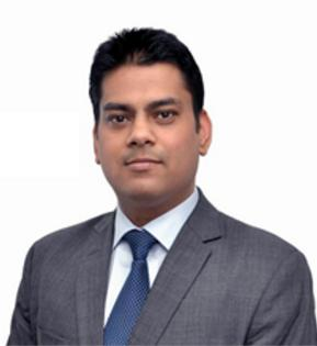 Durgesh Singh makes full Link Legal partner