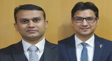 2006 Ambedkar U alum Jain and 2004 CCS Meerut alum Agrawal promod to ASA partner