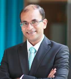 Raghubir Menon to become regional M&A head at SAM Mumbai