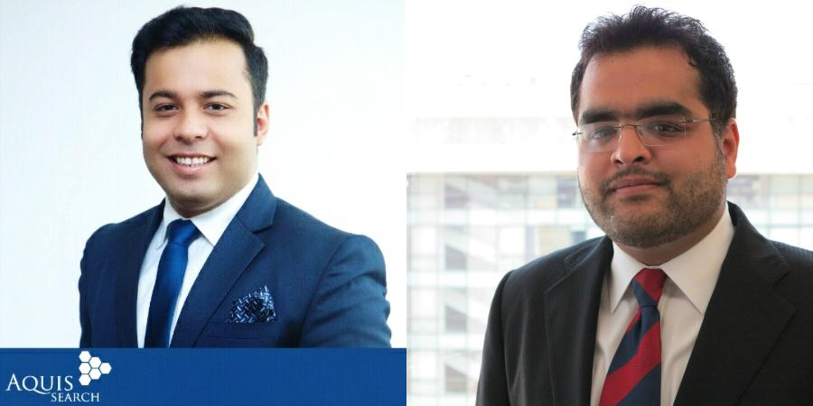 Rishabh Chopra and Nakul Bhatnagar, Aquis Search, explain the what and how of legal talent