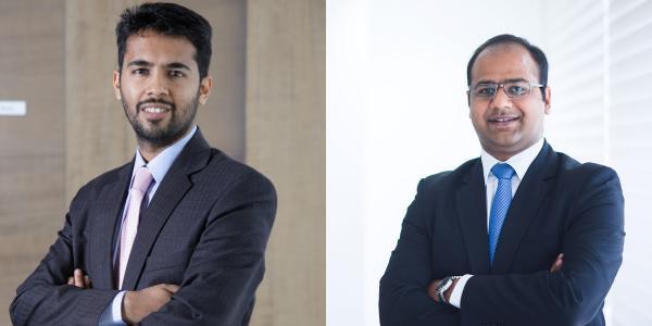 New dispute partners Rishabh and Aashish Gupta