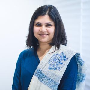 New policy partner Chatterji
