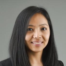 NLS 2008 grad Sherchan joined in October 2016 from Nepali law firm