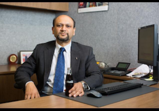 Devdas Baliga, now at Horlicks from Coca Cola