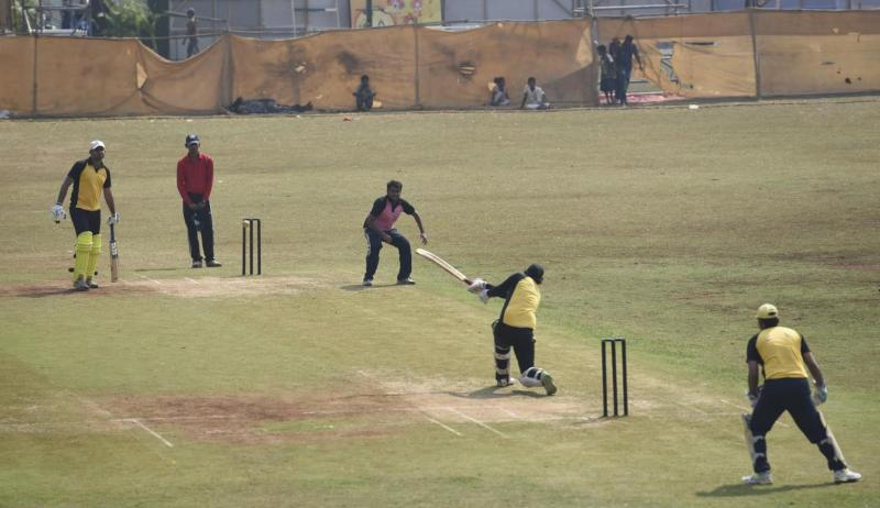 Legal cricketing action
