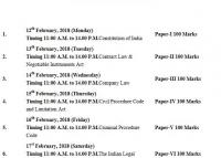 foreign law degree exam - Legally India