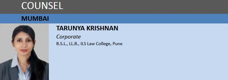 One new counsel in Mumbai