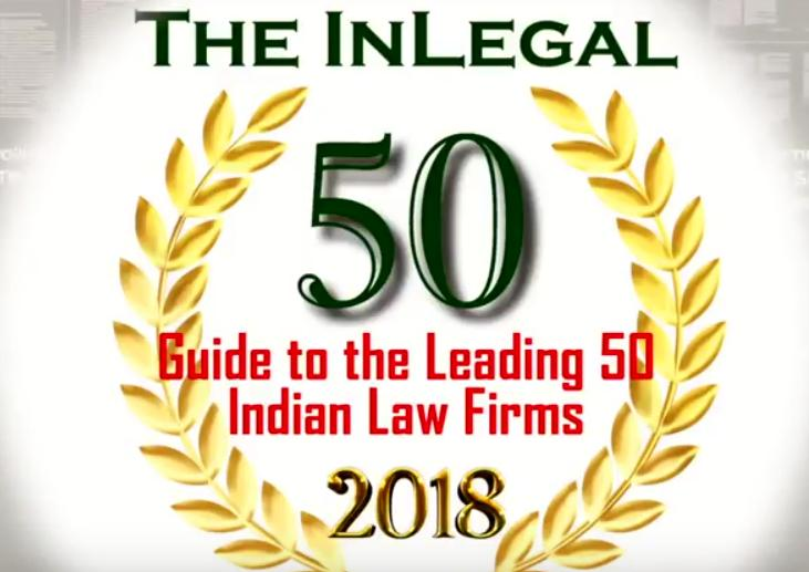 The Legally India InLegal 50, launching in October 2018