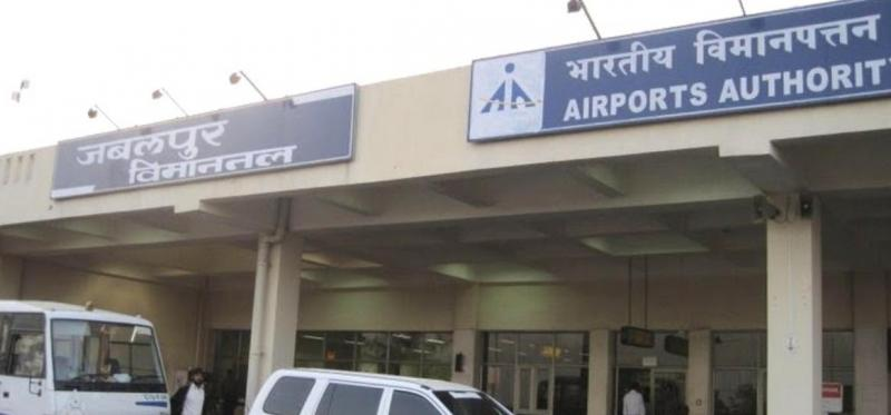 Newest MP NLU budget goes on rent (pictured, Jabalpur airport)