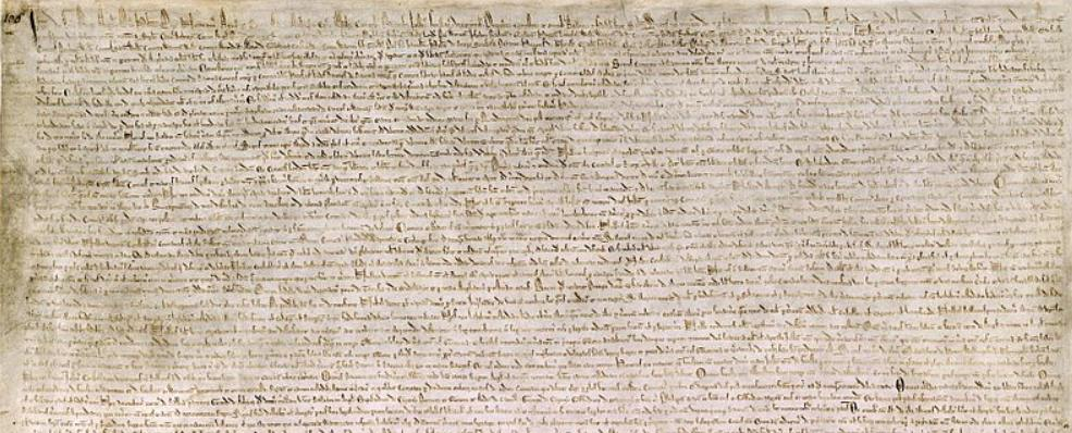 Power to the people: NLIU student Magna Carta nearly has final approval