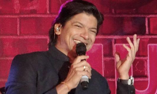Shaan sings for HNLU