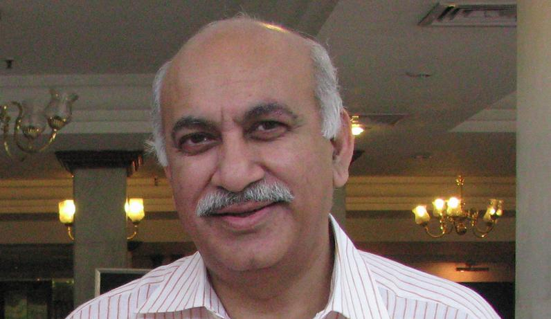 MJ Akbar files criminal defamation suit against #MeToo accuser