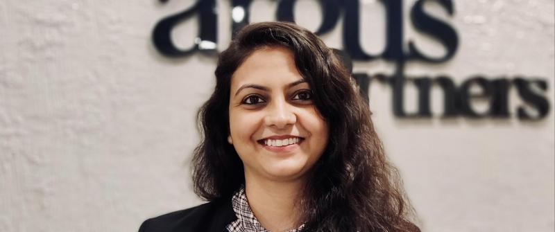 Nidhi Arya becomes Calcutta partner at Argus