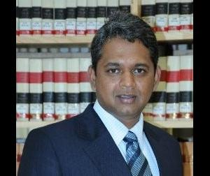 Law firm partner, 'Law Schoolite' Suraj Govindaraj joins the bar