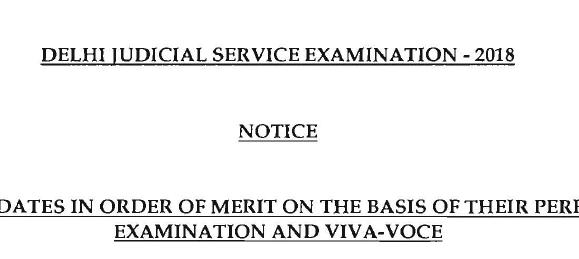 DJS exam admits 126 after vivas and written exam