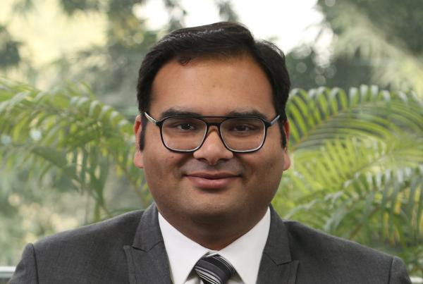 Rudra Srivastava ascends another partnership step at Singhania