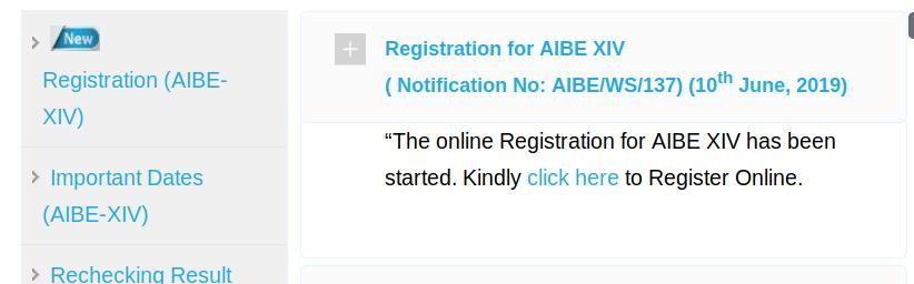Yay: New AIBE is here