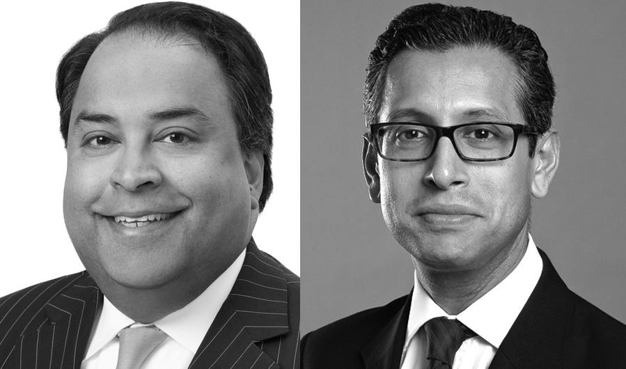I Bobby Majumder (left) joins Reed Smith to co-head India with long-timer Gautam Bhattacharyya