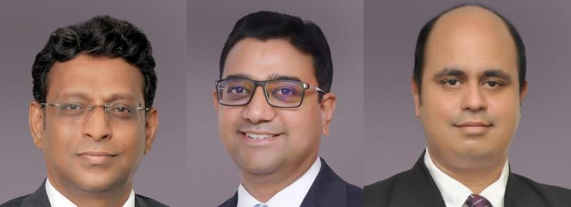 MP Devnath, Vivek Sharma, Abhishek Anand join rebranded Seetharaman Associates