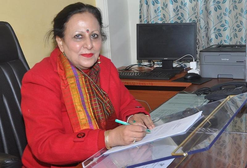 VC Prof Nishtha Jaswal appeals for dialogue