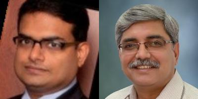 Jay NR (left) leaves Link Legal CEO position, Rajneesh Singh (right) enters as strategy head