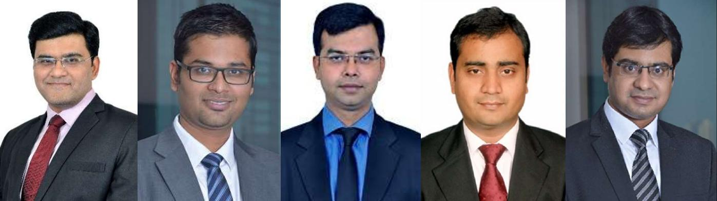 New JC equity partners: Choudhary, Moral, Anand, Kumar, Chakraborti