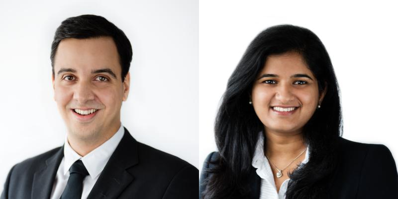 Neville Golwalla, Deepa Christopher get promoted to TTA partnership