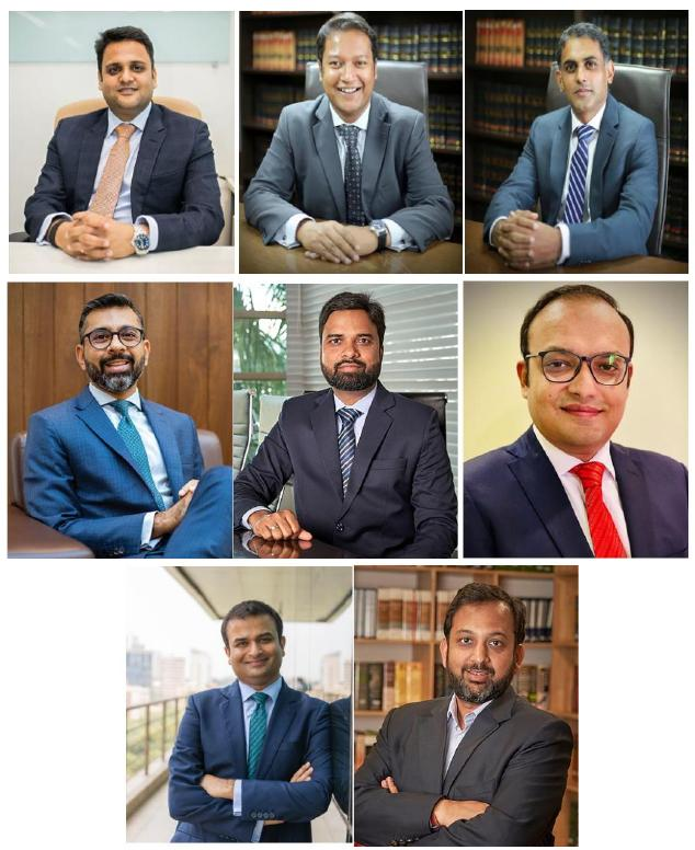 New equity partners at Indus