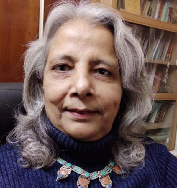 Prof Ved Kumari to join NLU O as new VC