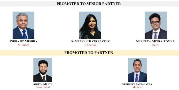 New partners at IC
