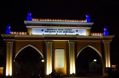Dark times at Madras HC